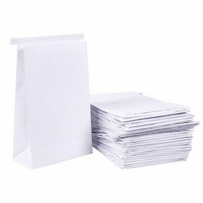 50 Pack Disposable Vomit Bags White Emesis Hangovers Motion Sickness Puke Bag