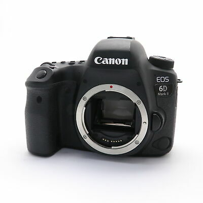 Canon EOS 6D Mark II 26.2MP Full Frame Digital SLR Camera Body #45