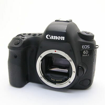 Canon EOS 6D Mark II 26.2MP Full Frame Digital SLR Camera Body #46