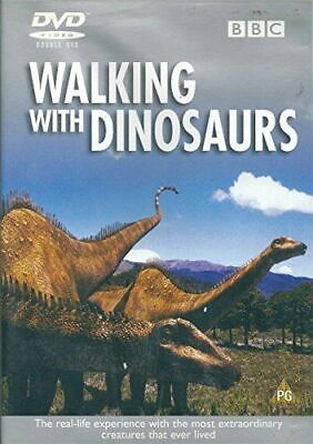 Walking With Dinosaurs - Complete BBC Series [1999] [DVD] - DVD SEALED