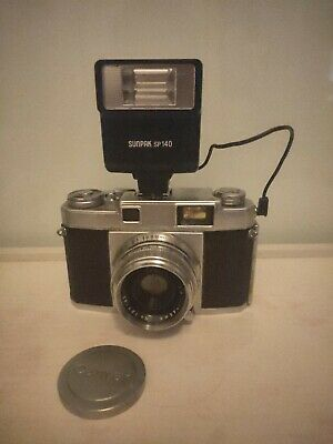Vintage Camera Beauty Canter 35