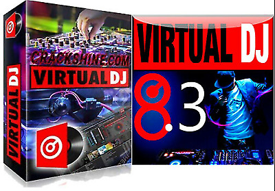 for Virtual Dj PRO 8.3  Download Link  for  -windows -portable