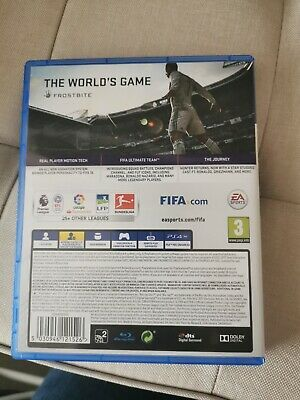 FIFA 18 PS4 Brand New Sealed Official Football Game PlayStation 4