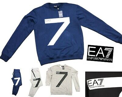 EMPORIO ARMANI EA7 BIG 7 Men's Smart Sweat Shirt or Jogger |  Amazing  Offer