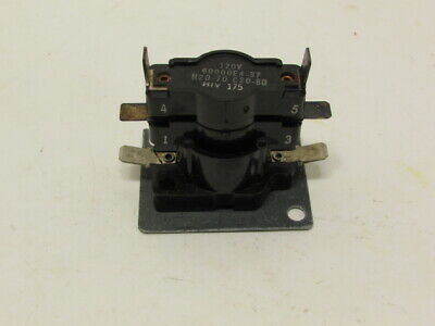 Inc Motors /& Armatures 33243 Thermal Time Delay Relay SPST N.O. MARS