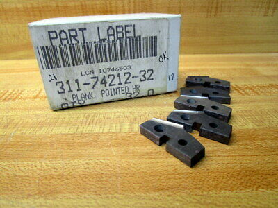 Part 311-74212-32 Pointed HR Blank 3117421232 (Pack of 5)