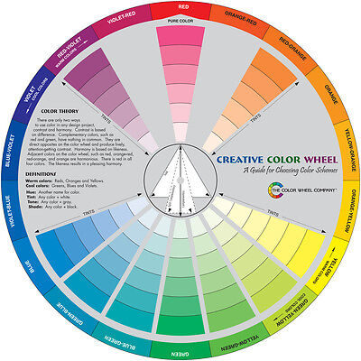 Cox 3389 Creativo Color Wheel