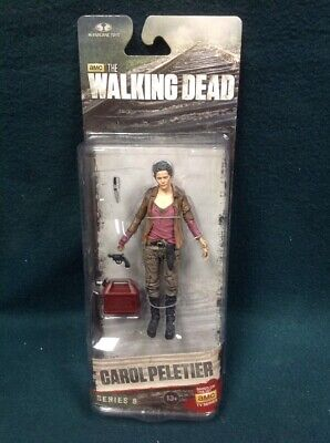 The Walking Dead Carol Peletier Action Figure Series 6 Twd Mcfarlane 2014 Nip