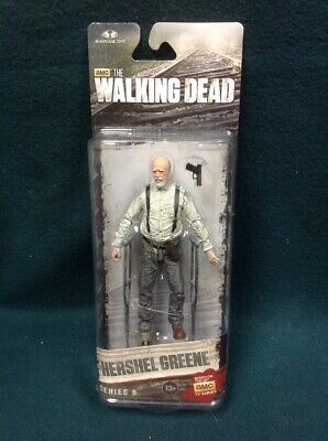 The Walking Dead Hershel Greene Action Figure Series 6 Twd Mcfarlane 2014 Nip