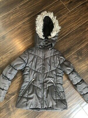 Girl's London Fog Warm Winter Jacket Age 12-14 Years