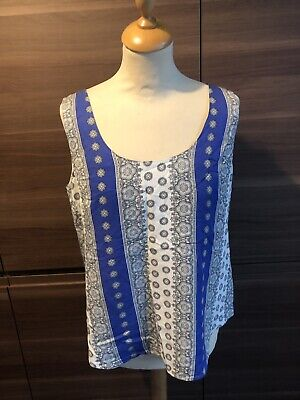 Brand New With Tags Oasis Top Size 12