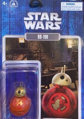 In Hand Disney Parks Star Wars BB-19H Christmas Holiday Astromech Droid Factory