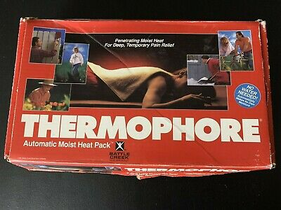 """Thermophore Automatic Moist Heating Pad Standard Size 14""""x27"""" Model: 055"""