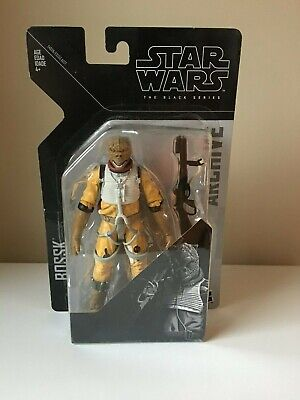 Star Wars Black Series Hasbro Archive Collection Bossk Action Figure