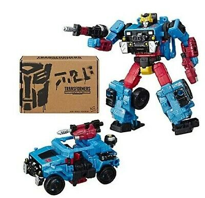 Transformers NEW * Hot Shot * Exclusive Generations Selects Deluxe War Cybertron