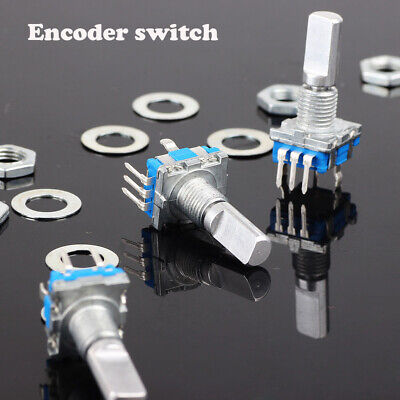 Fashion Durable Great Electronic Components Switch Rotary Encoder Push Button