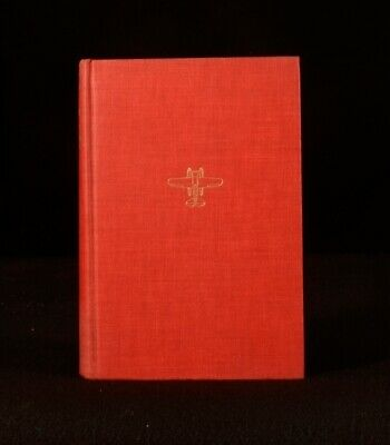 1938 Listen the Wind by Anne Morrow Lindbergh First Edition Illustrated