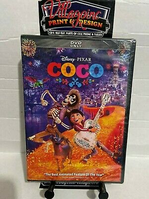 Coco [New Dvd] Free Shipping!!