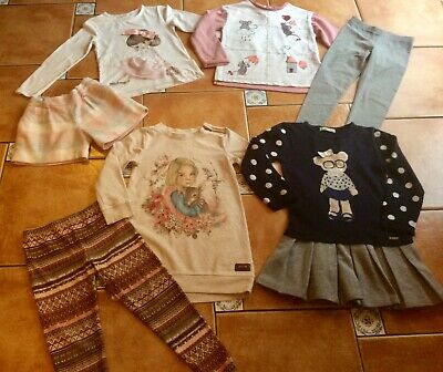 MustSee Designer * Mayoral * Four Supercute Outfits * Age 6yr