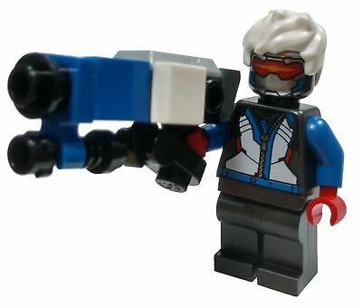 LEGO Overwatch Soldier: 76 Minifigure [with Heavy Pulse Rifle Loose]