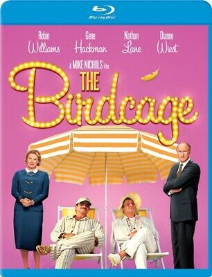 The Birdcage Robin Williams Nathan Lane 24X36 Poster Print