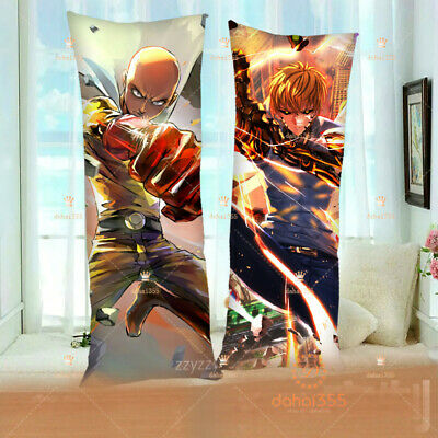 Anime One Piece Bedding Pillow Case Dakimakura Hugging Cover Gift 40×70cm #X14