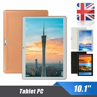 "10.1"" Inch Tablet PC Android 8.1 6G+64GB WIFI 10 Core Dual SIM Bluetooth Camera"
