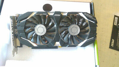 MSI NVIDIA GeForce GTX 1060 3GB OC GDDR5 Graphics Card
