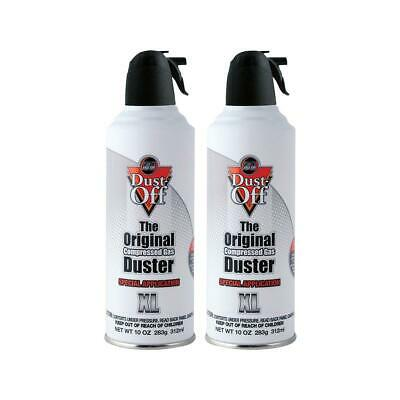 Falcon 10 oz. Non-Flammable Disposable Duster, 2-Pack #DPNXL2