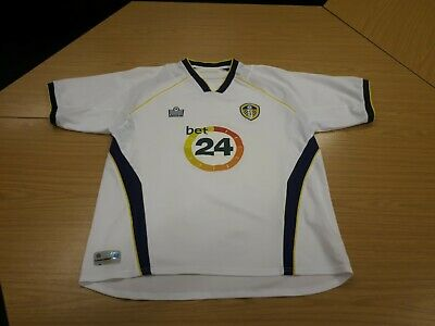Leeds United Large Men's Home Football Shirt