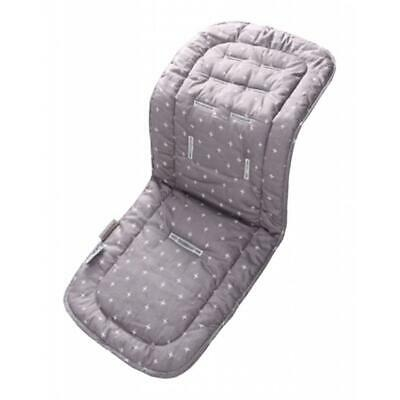Cotton Stroller Cushion Comfort Mat High Chair Trolley Chair Mat Protector