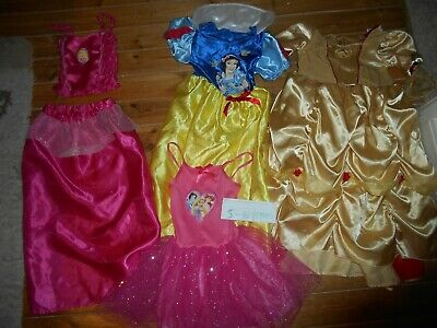 Disney Princess Dressing Up Dress Up 5 To 6 Years
