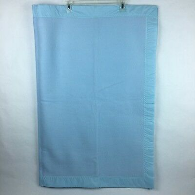 Quiltex Baby Blanket Vintage Acrylic Satin 38 X 49 D01