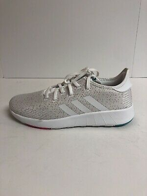 Adidas Women's Size 9.5M Questar X BYD White Running Shoes B96485