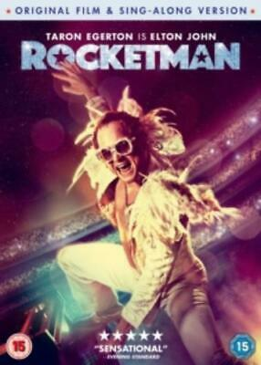 Rocketman =Region 2 DVD,sealed=