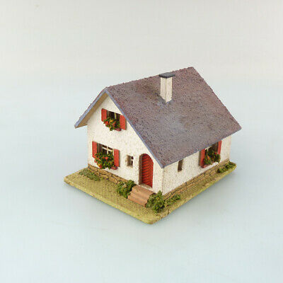 RS Modell No 6408 Holz kleines Wohnhaus TOP !!!  #440