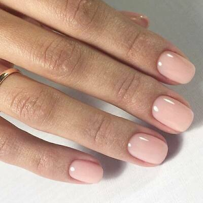 CND Shellac Nude Knickers Top coat Nagellack Super Qualität
