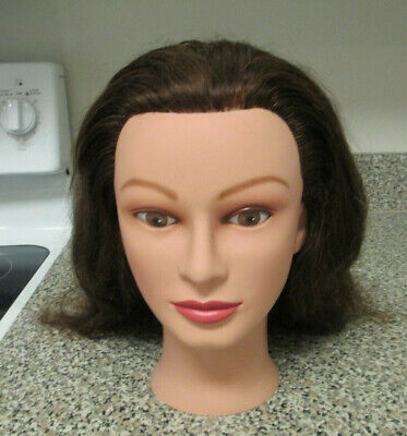 Lot of 1 lightly used Cosmetology Mannequin Head – Miss Suzie-Kin - by Marianna