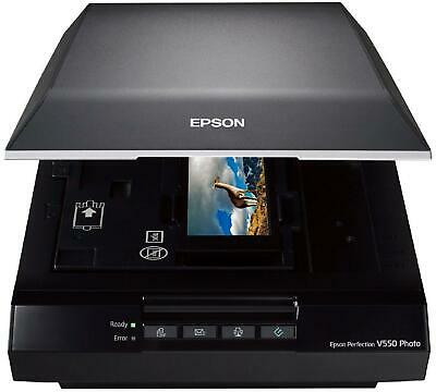 Epson Perfection V550 Photo Scanner with ReadyScan LED Technology USB