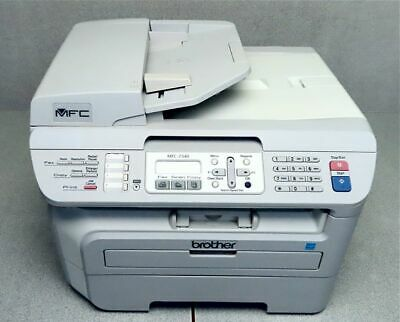 Brother MFC-7340 with extra toner cartridge