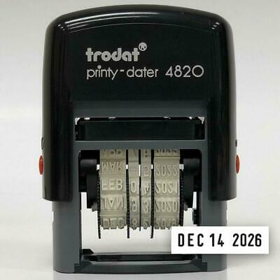 Trodat® Self-Inking Do It Yourself Message Stamp 3//4 x 1 7//8 010736059159