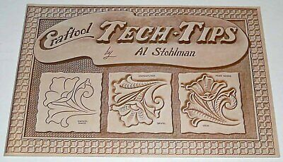 Tech Tips by Al Stohlman / Tandy Leather