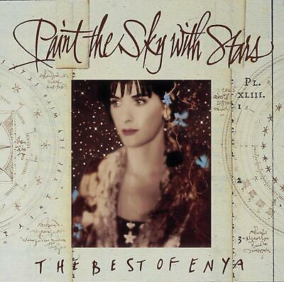 Enya Paint The Sky With Stars-Best Of CD Orinoco Flow/Watermark/Book Of Days+