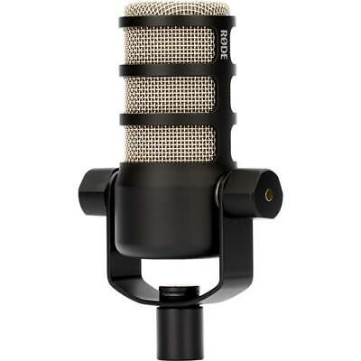 Rode PodMic Dynamic Podcasting Microphone with Integrated Swing Arm #PODMIC