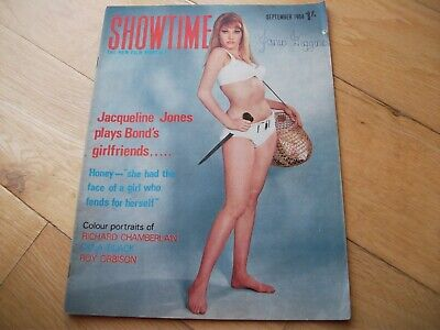 Showtime Magazine  Sept 1964