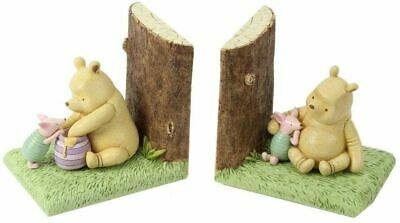 Disney Classic Heritage Winnie the Pooh and Piglet Bookends Book Ends