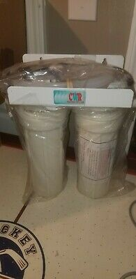 Double CWR Ultra Water Filter New