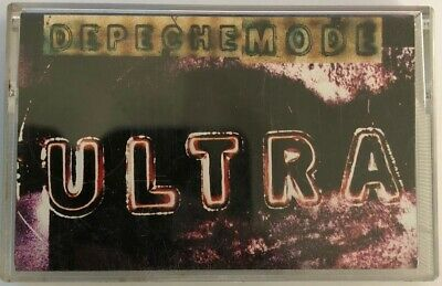 Depeche Mode - Ultra - Cassette Tape