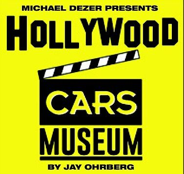 2 Passes to the Hollywood Cars Museum in Las Vegas