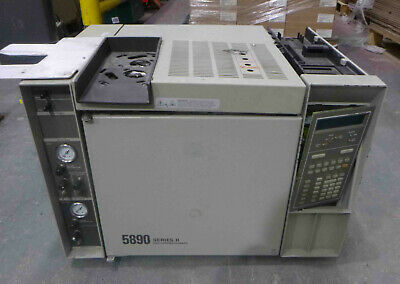 HP 5890 Series 2 Gas Chromatography System